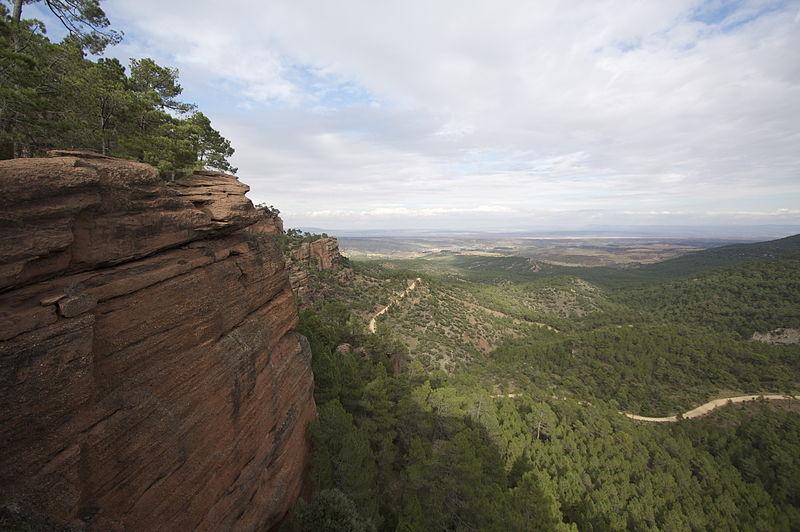 Bezas, Serranía de Albarracín